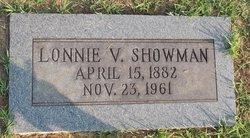 Lonnie Vance Showman