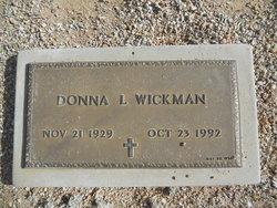 Donna L. Wickman