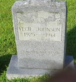 Vecie Johnson
