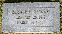 Elizabeth Starks