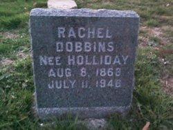 Rachel <I>Holliday</I> Dobbins