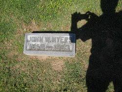John Wiley Myers