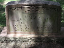 Billie Lowe