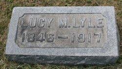 Lucy <I>Mangun</I> Lyle