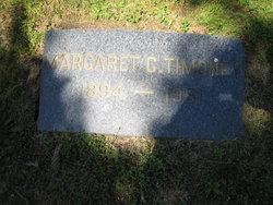 Margaret C Timoney