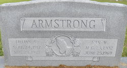 Lillian <I>Shearin</I> Armstrong