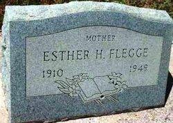 Esther Hannah <I>Scoope</I> Flegge