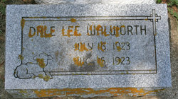 Dale Lee Walworth