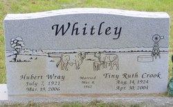 Tiny Ruth <I>Crook</I> Whitley
