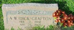 """A W """"Dick"""" Grafton"""