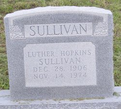 Luther Hopkins Sullivan
