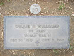 Willie Duran Williams