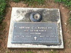 Abram C Caudle, III