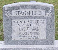 Minnie <I>Sullivan</I> Stagmiller