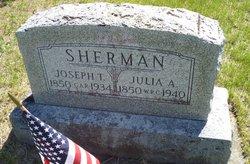 Joseph Talbert Sherman