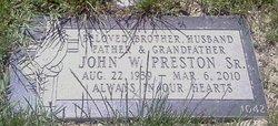 John W. Preston, Sr