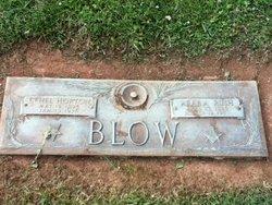 Ethel <I>Horton</I> Blow