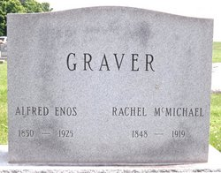 Rachel <I>McMichael</I> Graver