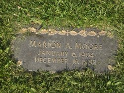 Marion A. Moore