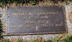 Henry E. Siarkowski