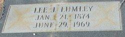 "Leeroy Jackson ""Lee J."" Lumley"