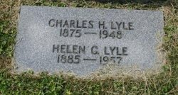 Helen <I>Chamberlin</I> Lyle