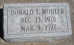 Donald F. Mohler