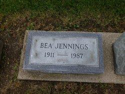 """Ruby Beatrice """"Bea"""" <I>Poole</I> Jennings"""