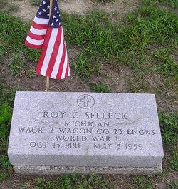 Roy C Selleck