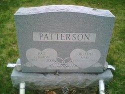 "Mary Ruth ""Ruthie"" <I>Thibodeau</I> Patterson"