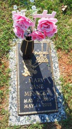 Mary Jane Menscer