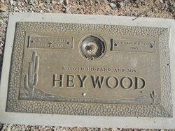 Richard Whitcomb Heywood