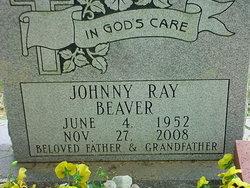 Johnny Ray Beaver