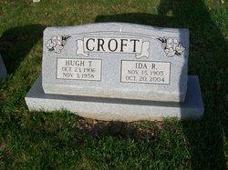 Hugh T Croft