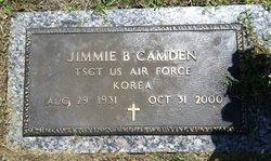 Jimmie B Camden