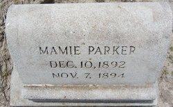 Mamie Parker