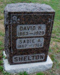 Sadie A. <I>Vance</I> Shelton