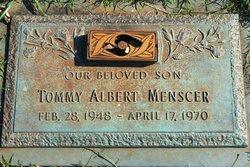 Tommy Albert Menscer