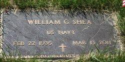 William G Shea