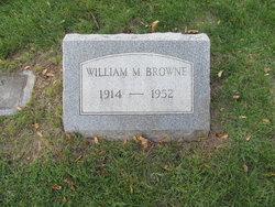 William M. Browne