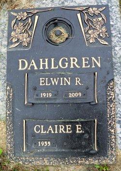 """Elwin Roland """"Al"""" Dahlgren"""