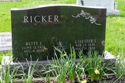 Chester J. Ricker