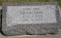 Mary Ann Branchini