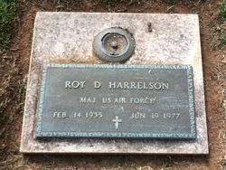Roy D Harrelson