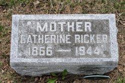 Catherine Ann <I>Nungesser</I> Ricker
