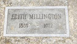 Edith Millington