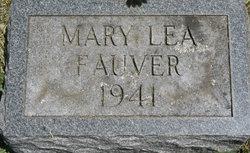 Mary Lea Fauver