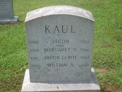 William A Kaul