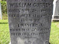 William Henry Currey