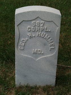 Corp George H. Hummel